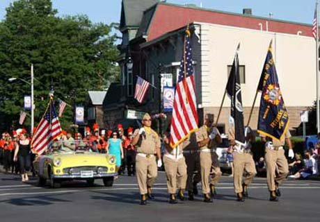 Waterloo Memorial Day Parade