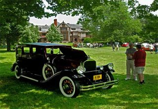 Sonnenberg Father's Day Car Show