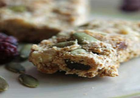 Iroquois Corn Granola Bar Recipe