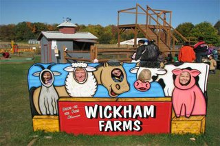 Wickham Farms Halloween
