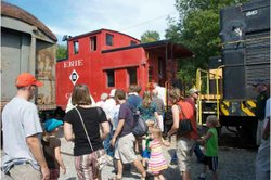 Rochester - Genesee Valley Railroad Museum