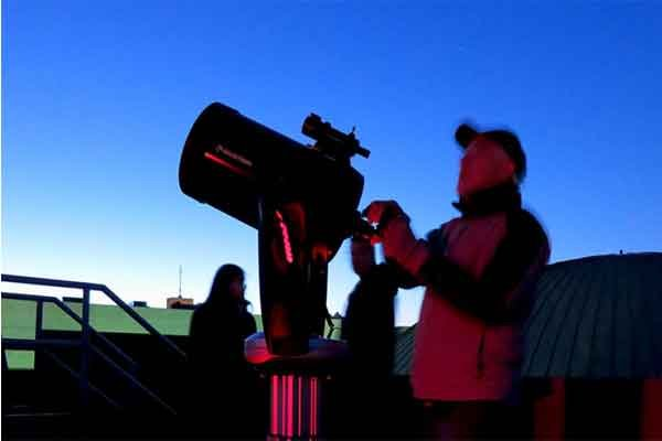 RMSC Telescope Viewing
