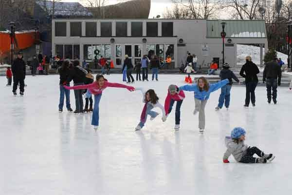 Martin Luther King Jr. Ice Rink