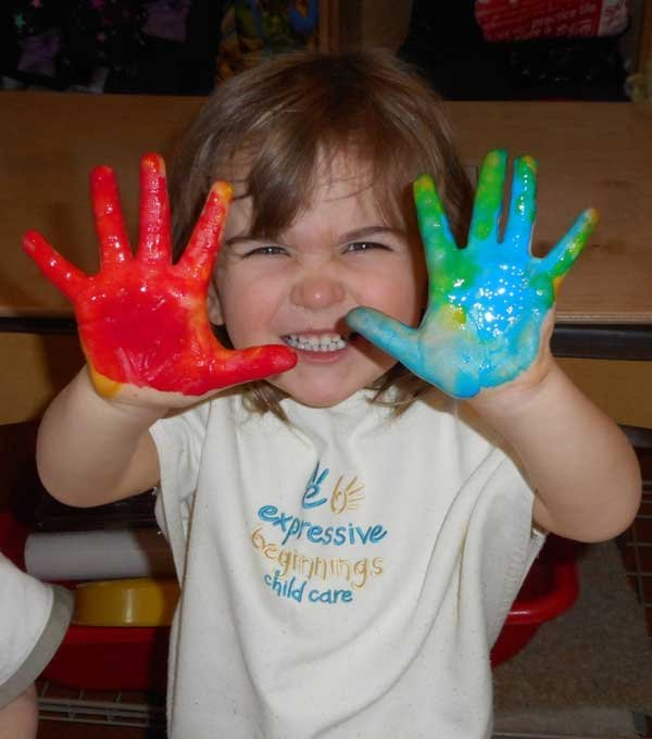 Expressive Beginnings Child Care - Greece