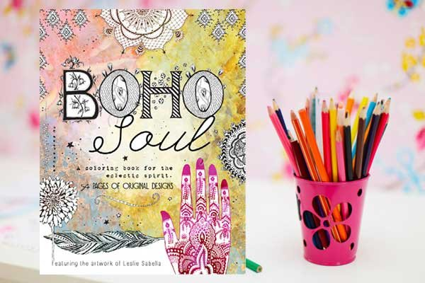 Coloring Books for Moms