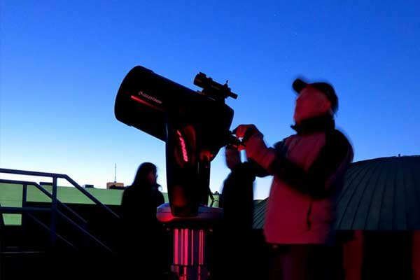 Telescope Viewing