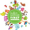 Kids First Childcare Logo