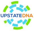 Upstate DNA Testing of Rochester Logo