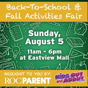 Back-to-School and Fall Activities Fair