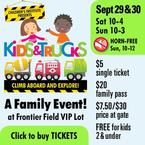Kids and Trucks 2018