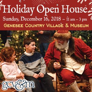 Yuletide Open House 2018