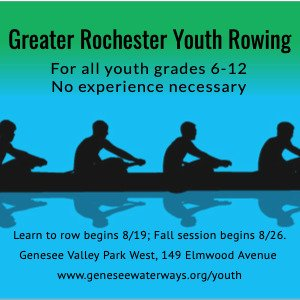 Greater Rochester Youth Rowing 2019