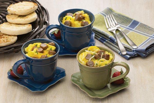Sausage Egg Recipe