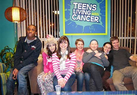 Teens Living with Cancer